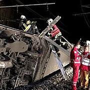 doua trenuri s-au ciocnit in austria 17 persoane au fost ranite patru sunt in stare grava