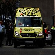 o persoana si-a pierdut viata iar alte doua au fost ranite intr-un schimb de focuri de arma la barcelona