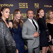 fiicele lui sylvester stallone desemnate miss golden globe 2017