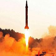 coreea de nord afirma ca a testat cu succes o racheta balistica intercontinentala