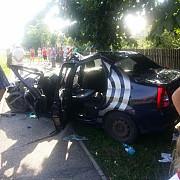imagini de la accidentul de la loloiasca noua persoane au avut nevoie de ingrijirea medicilor