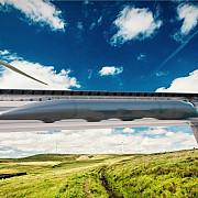 trenul care poate ajunge pana la 1300 kmh se pregateste sa intre in europa