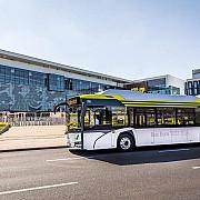 primaria cluj-napoca va cumpara 30 de autobuze electrice dotate cu wi-fi camere video aer conditionat