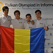 inca o performanta pentru olimpicii romani patru medalii la balcaniada de informatica pentru seniori