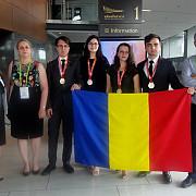 doua medalii de aur si doua de argint obtinute de elevii romani la olimpiada internationala de chimie