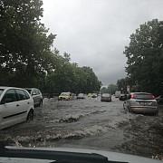 inundatii mari pe litoral ploile abundente au alungat turistii