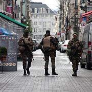 autoritatile belgiene au retinut 12 suspecti in urma unor raiduri antiteroriste