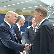 iohannis se intalneste cu trump in prima vizita la casa alba a unui lider est-european dupa alegerea noului presedinte al sua