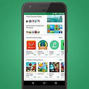 google promoveaza cele mai bune aplicatii de android intr-o sectiune speciala a magazinului de aplicatii play store