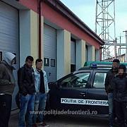 caras-severin cincisprezece persoane din irak siria afganistan si iran prinse la frontiera cu serbia