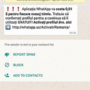 probleme pentru whatsapp