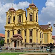 catedrala romano-catolica din timisoara va beneficia de finantare pentru restaurare din fonduri europene