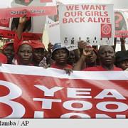 nigeria 82 de liceene din chibok rapite de boko haram in 2014 au fost eliberate confirma presedintia nigeriana