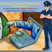 politia romana avertizeaza asupra unei noi metode infractionale de tip e-mail fraud