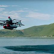 masina zburatoare pe care o poti conduce deasupra apei fara permis