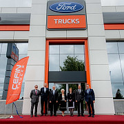 ford trucks deschide in romania cel mai mare birou din europa
