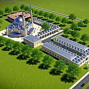 cum va arata cea mai mare moschee din romania