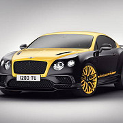 editie limitata bentley continental sport de lux