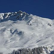 zapada in pragul verii a nins in muntii bucegi