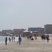peste 50000 de turisti asteptati pe litoral in minivacanta de rusalii