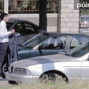 primarul chisinaului aflat in arest la domiciliu a fost fotografiat in centrul capitalei moldovene
