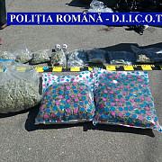 doua persoane retinute dupa ce au fost prinse cu noua kilograme de canabis la intrarea in slatina