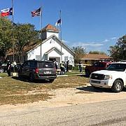 atac armat la o biserica baptista din texas soldat cu cel putin 27 de morti si peste 20 de raniti