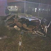 accident grav vineri noapte pe dn72 in zona parcului industrial ploiesti un barbat a decedat foto
