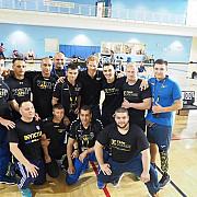 aur echipa formata din ionut butoi dorin petrut si nicusor-augustin pegulescu a castigat medalia de aur in finala de tir cu arcul la invictus games toronto 2017