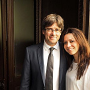 marcela topor noua prima-doamna a cataloniei