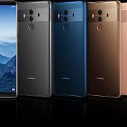 huawei lanseaza smartphone-urile mate 10 si mate 10 pro