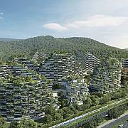 china va construi primul oras verde care va avea cladirile acoperite de peste 1 milion de plante si 40000 de copaci
