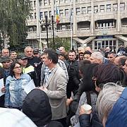 proteste bns in zeci de orase impotriva trasferarii contributiilor sociale de la angajator la angajat