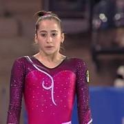 gimnastica olivia cimpian componenta a lotului national va concura pentru ungaria