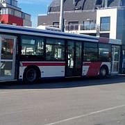 autobuzul cu usi de termopan de la sofia