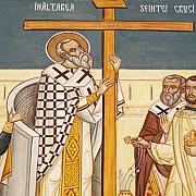 crestinii sarbatoresc inaltarea sfintei cruci
