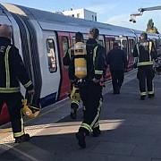explozie intr-un vagon de metrou la parsons green in sud-vestul londrei