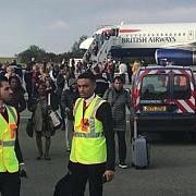 zborul ba303 al british airways evacuat inainte de decolare din motive de securitate pe aeroportul charles de gaulle pasagerii perchezitionati