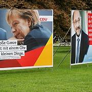 germanii isi aleg astazi parlamentarii merkel favorita