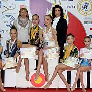 gimnastele de la csm ploiesti 11 medalii la turneul international iasi trophy