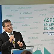 maros sefcovici vicepresedintele comisiei europene la aspen energy summit foto