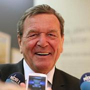 gerhard schroeder numit sef la rosneft