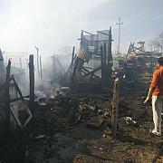 gest impresonant al pompierilor prahoveni ieduti resuscitati dupa ce au fost salvati dintr-un incendiu la valenii de munte video