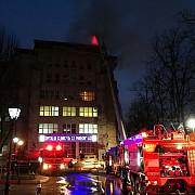 incendiu la spitalul de boli cardiovasculare iasi pacientii au fost evacuati