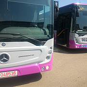 autobuze cu wifi camere video si sistem audio de informare a nevazatorilor in statii