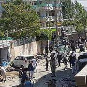 cel putin patru oameni au murit in kabul intr-o explozie care a vizat un centru pentru inregistrarea participantilor la vot