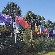 campionatul mondial de acrobatie cu avionul se desfasoara la strejnic