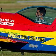 campionatul mondial de acrobatie cu avionul pilotul ploiestean andrei mihai serbu pe primul loc in concurs