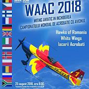 miting aviatic la strejnic inchiderea campionatului mondial de acrobatie cu avionul