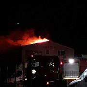 update incendiu la abatorul strejnic video foto